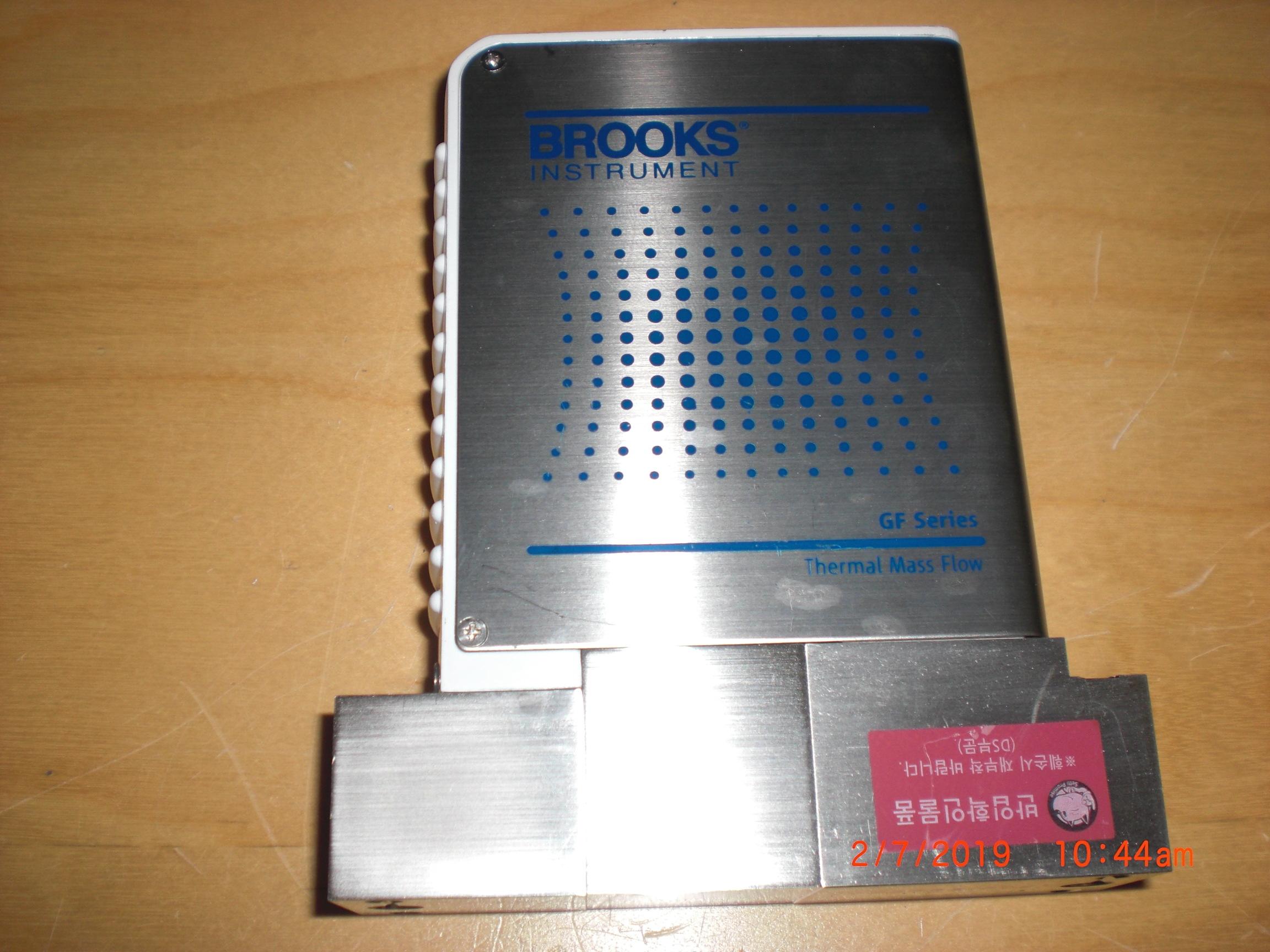 MFC Brooks - Celerity GF125C-H2-500sscm