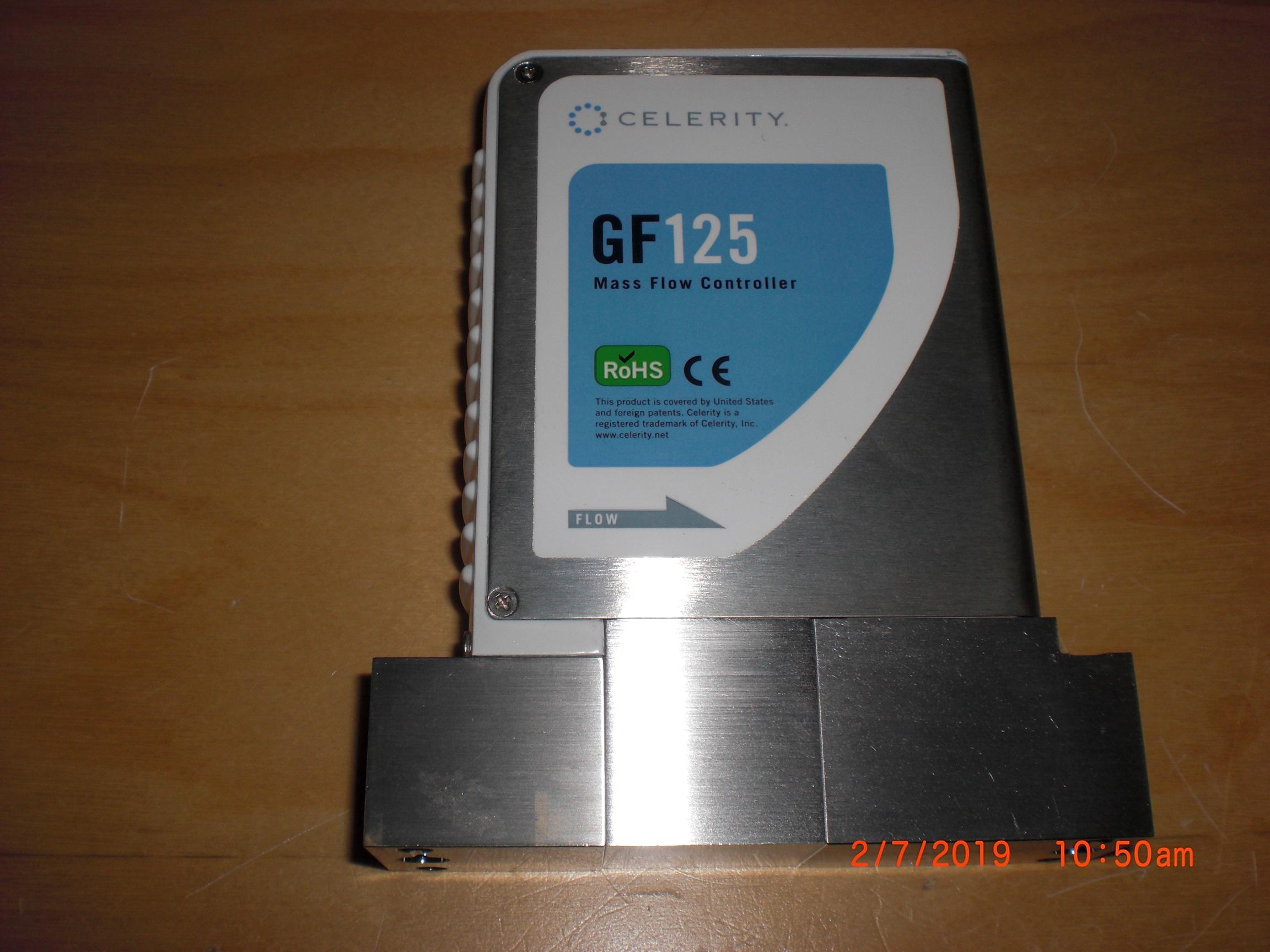 MFC Brooks - Celerity GF125C-HBr-200sscm