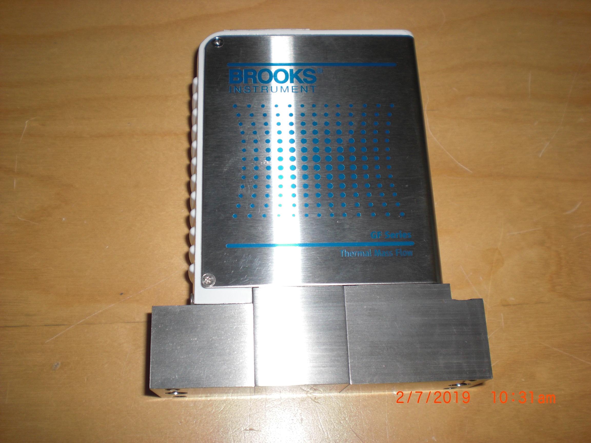 MFC Brooks - Celerity GF125C-NF3-100sscm