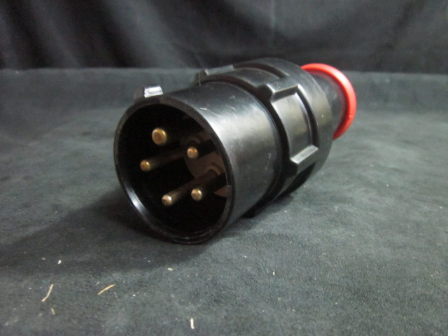 Electrical Plug 3PH 16A-6H/220/380V 5pol. 50/60HZ ABB GHG5317506