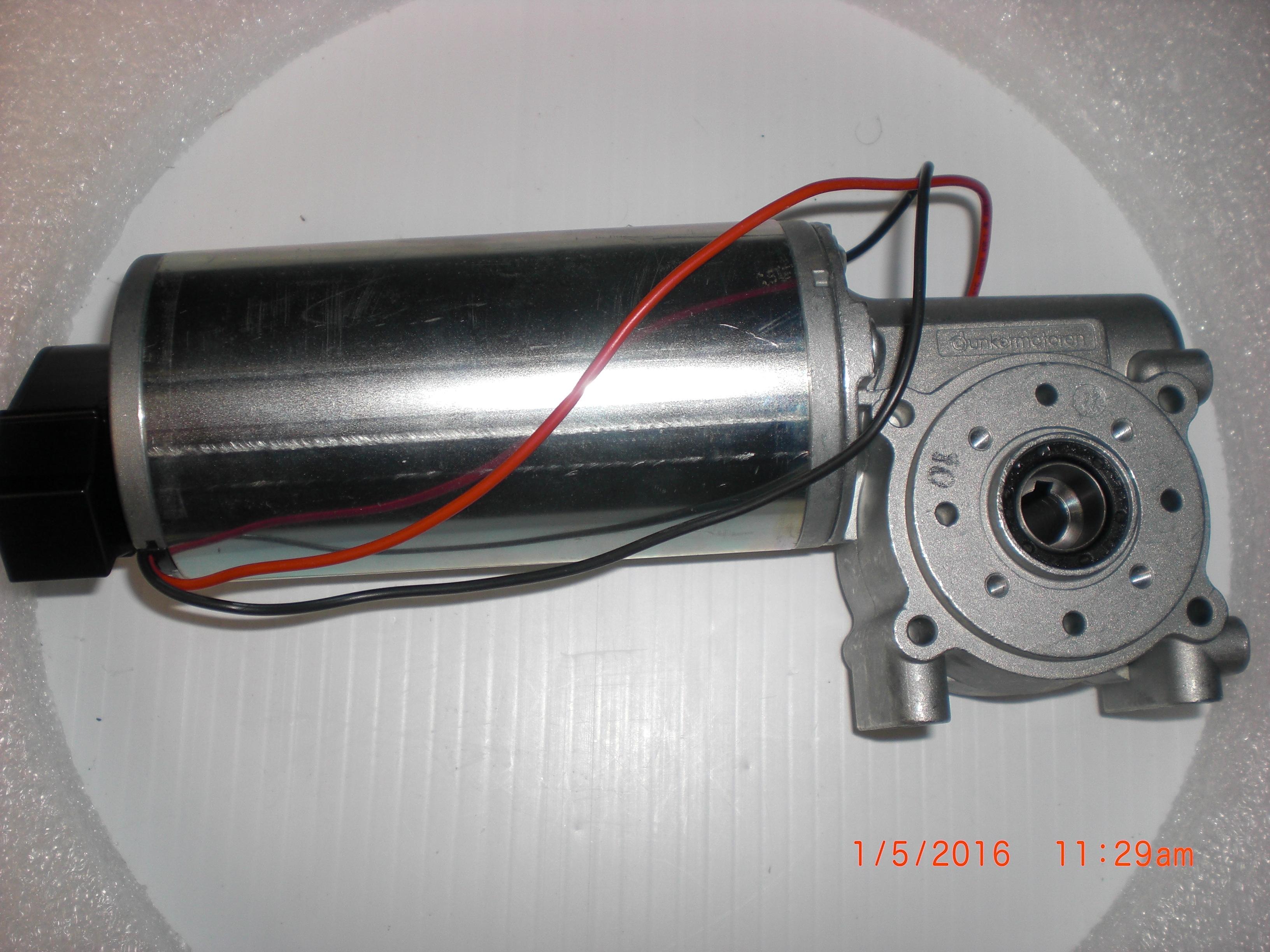 Gr63x55 Dunkermotoren Gr63x55 24v 3350rpm 10 1 Right Angle