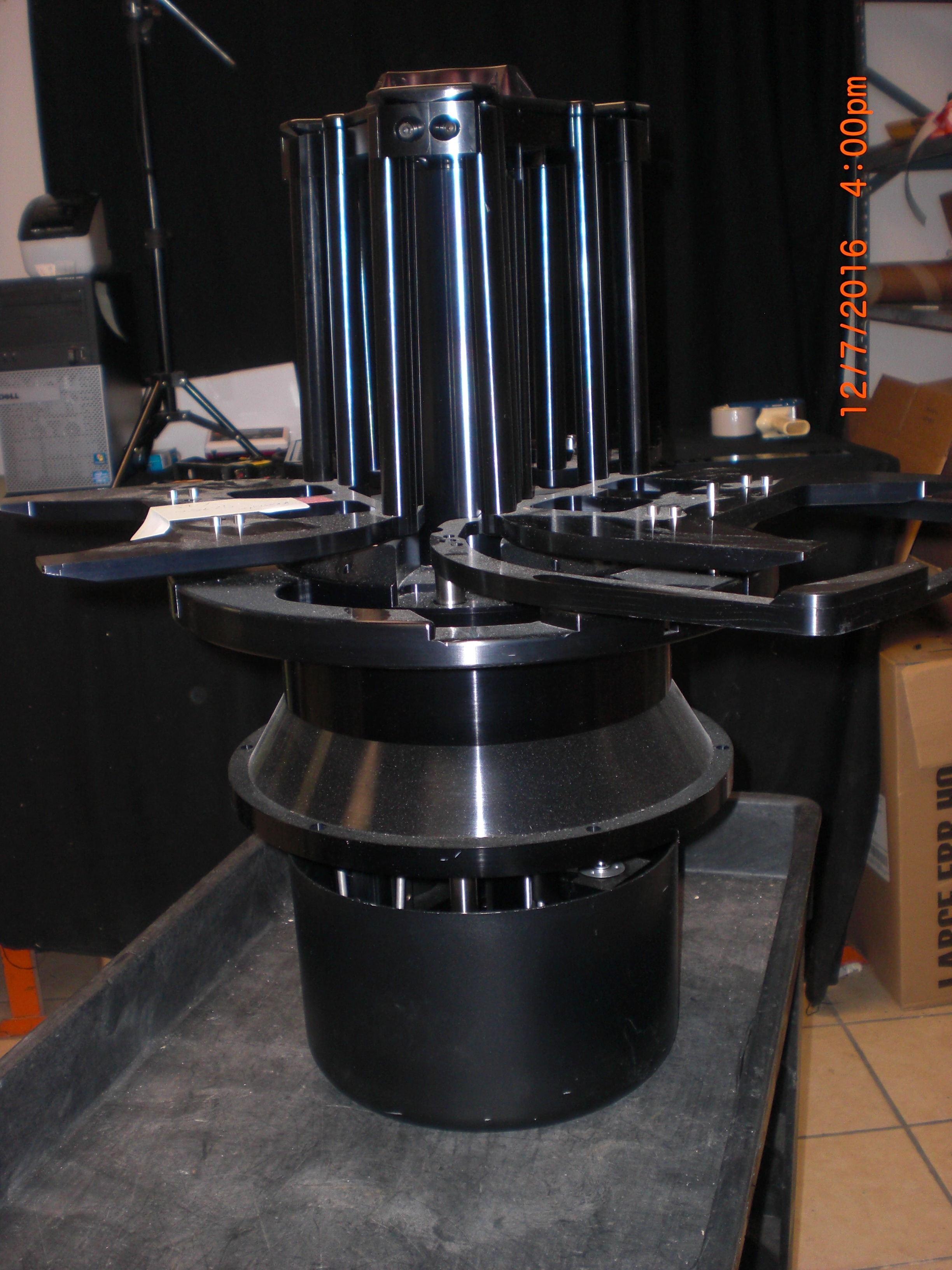 Robot KENSINGTON L93968 Carousel-2 Wafer Handling