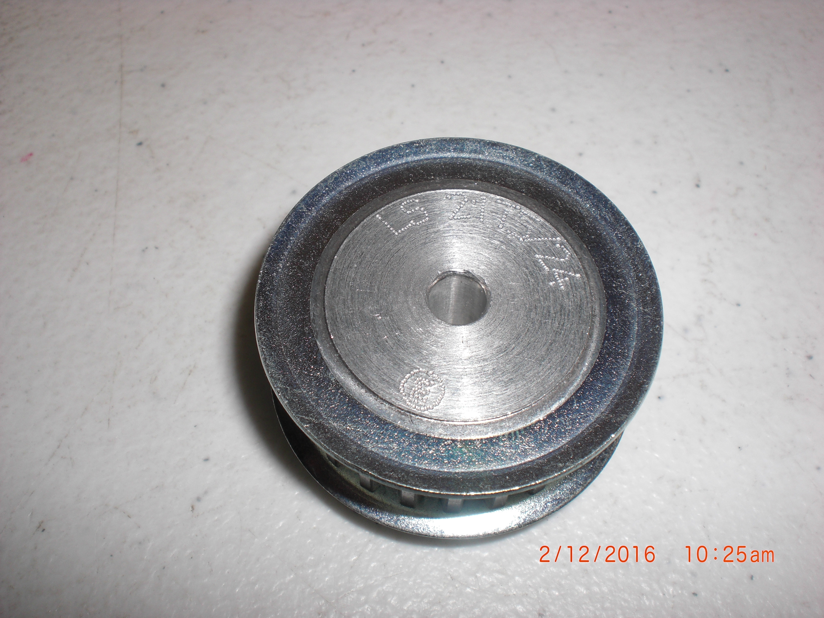 Pulley GATES LS 2175/24 Timing Belt Pulley Al