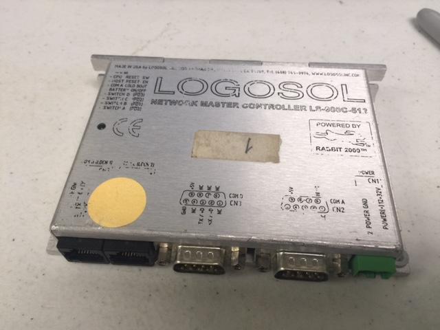 Networking LOGOSOL LS-980C-512 NETWORK MASTER CONTROLLER