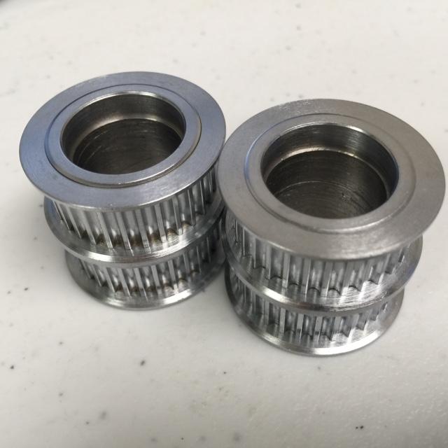 Belt  IDLING PULLEY  (2 PKG) MIRAE MH5-1012008-10