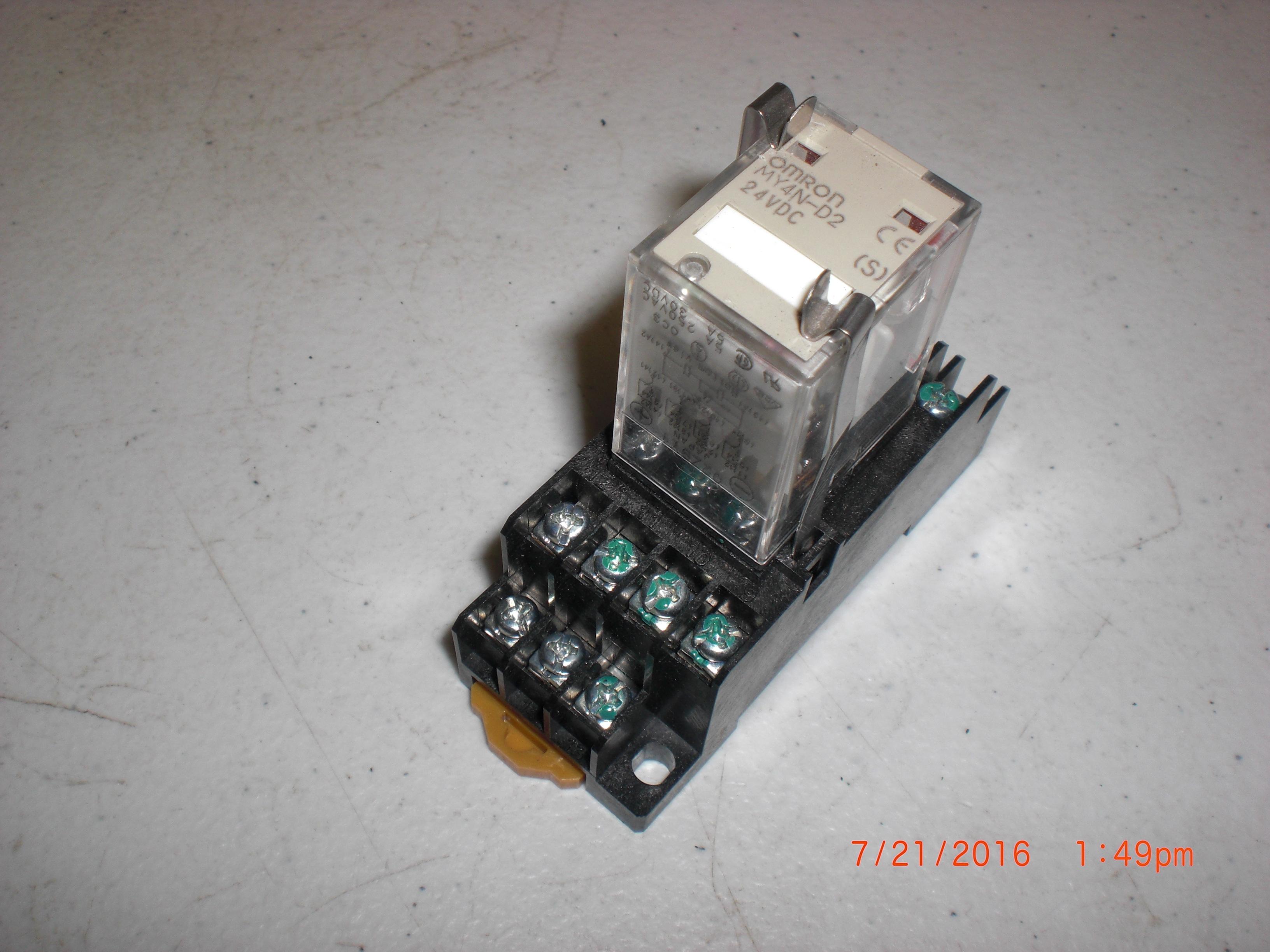 Varistor 115VAC parte # V180ZA10P 35.0J