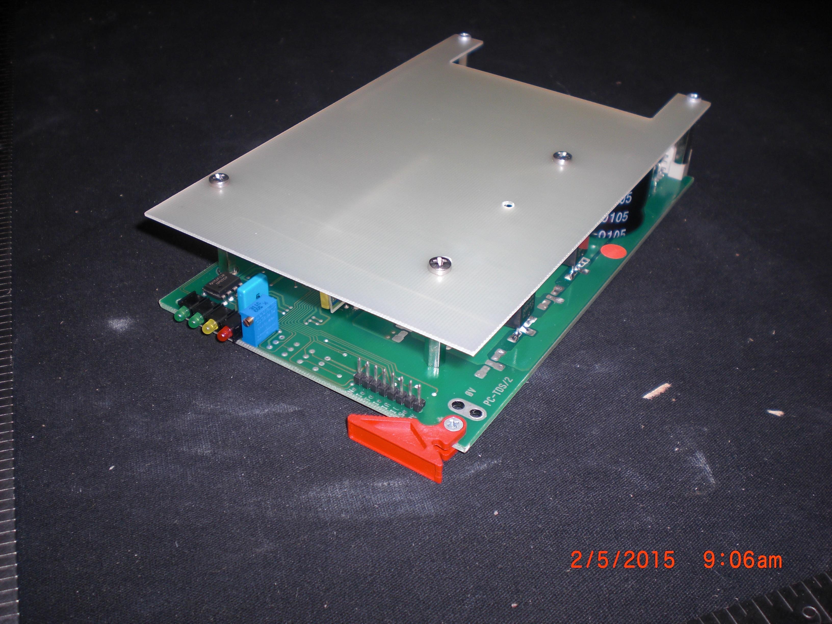 Amplifier SIEMENS PC-TDS-2 SMT SERVO AMPLIFIER PC-BOARD 120V 1-2A