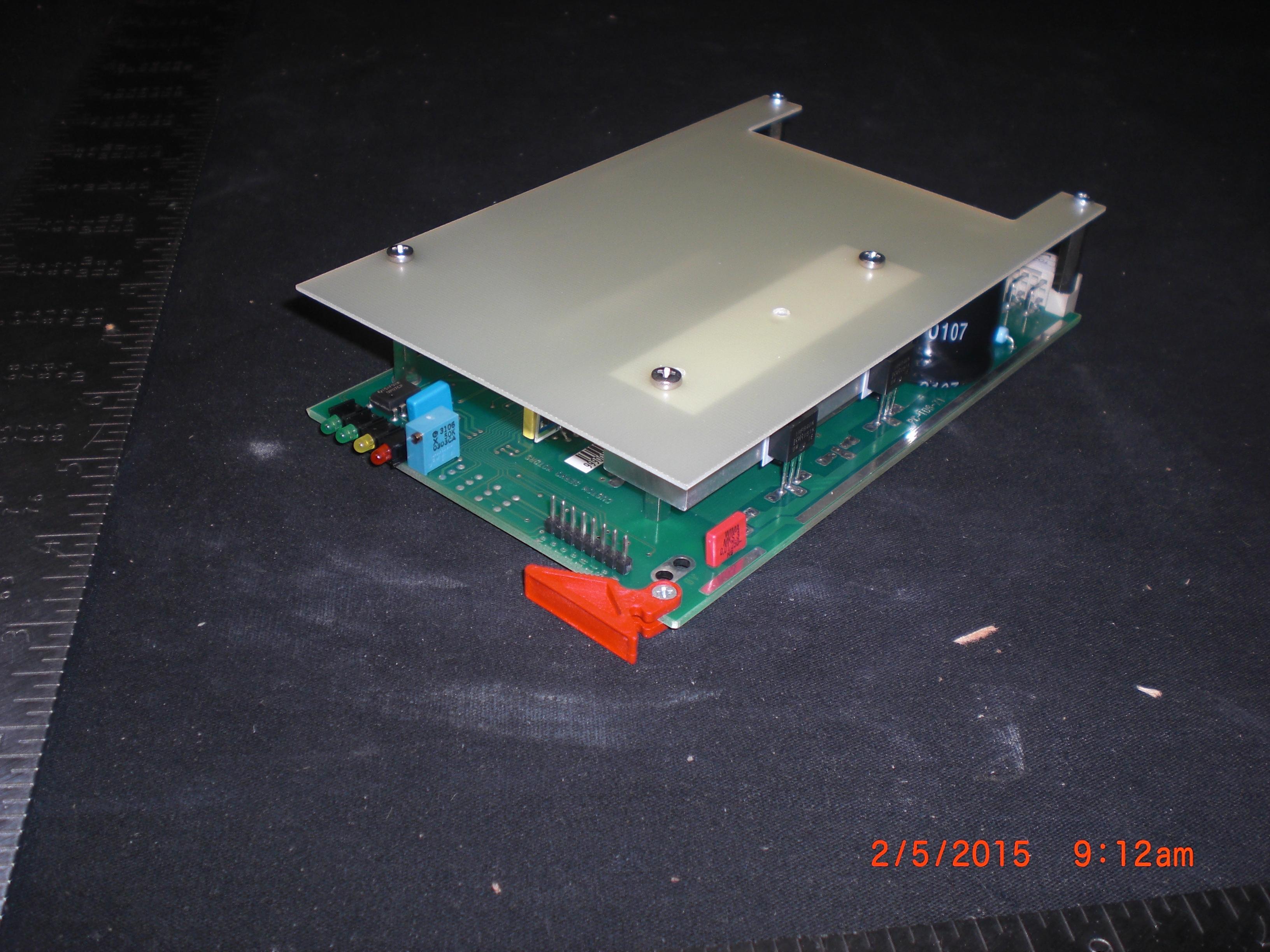 Amplifier SIEMENS PC-TDS-Z1 SMT SERVO AMPLIFIER PC-BOARD 120V 3-6A