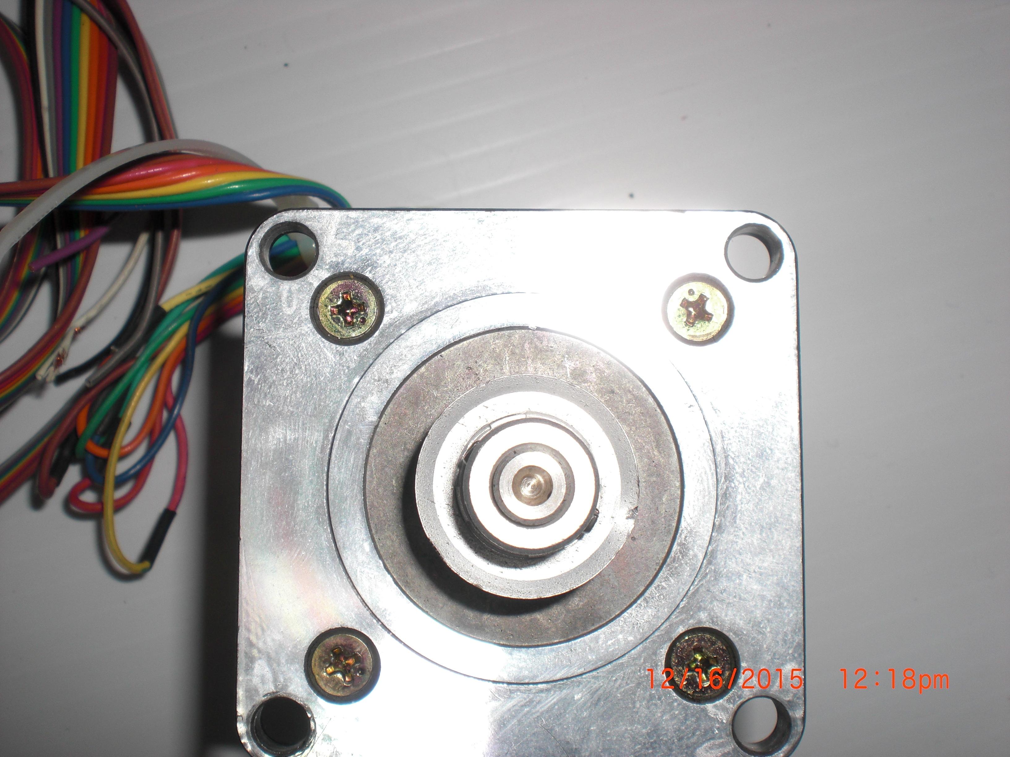 Vexta pk266 01a c23 2 phase stepping ebay Vexta 2 phase stepping motor