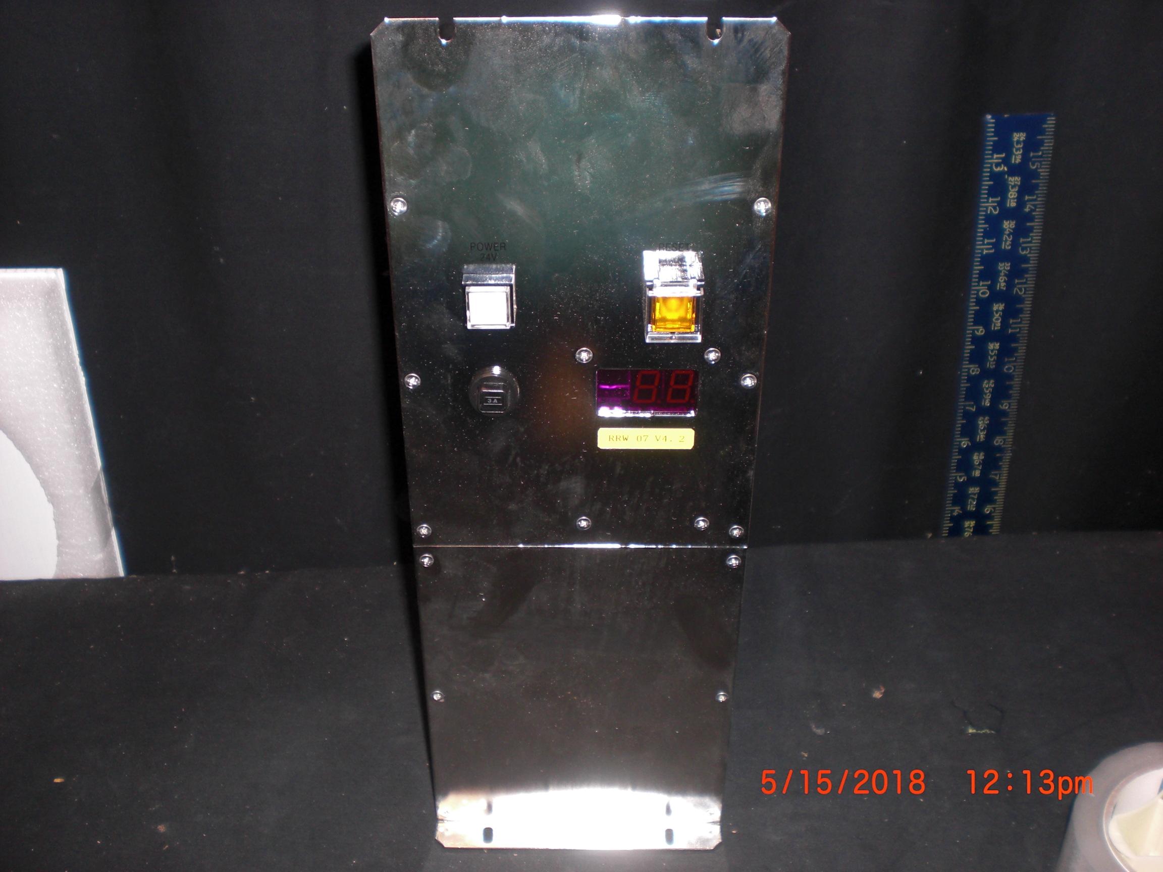 Power Supply  NIKON RRW-07 V4.2 power NSR Stepper RDC09251D