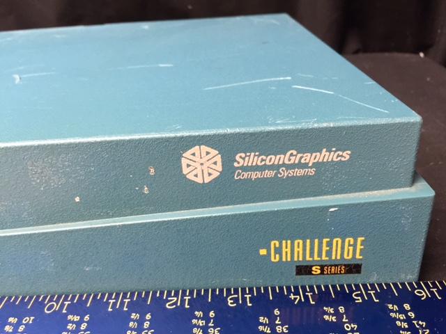 Computer Accessory SILICON GRAPHICS S SERIES COMPUTER