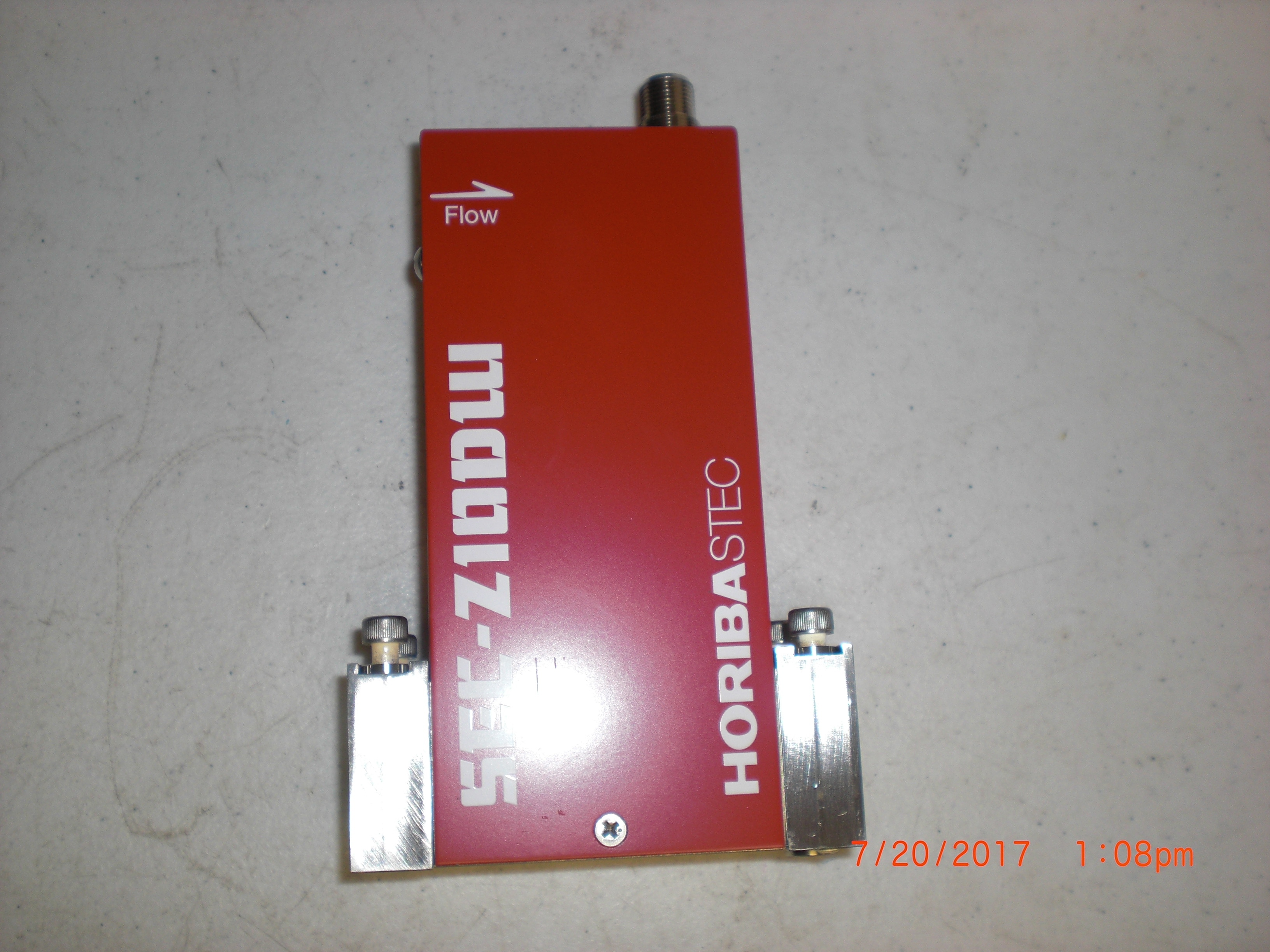 MFC HOREBIA / STEC SEC-Z12DWM-HCL-500SCCM Harvested never installed System