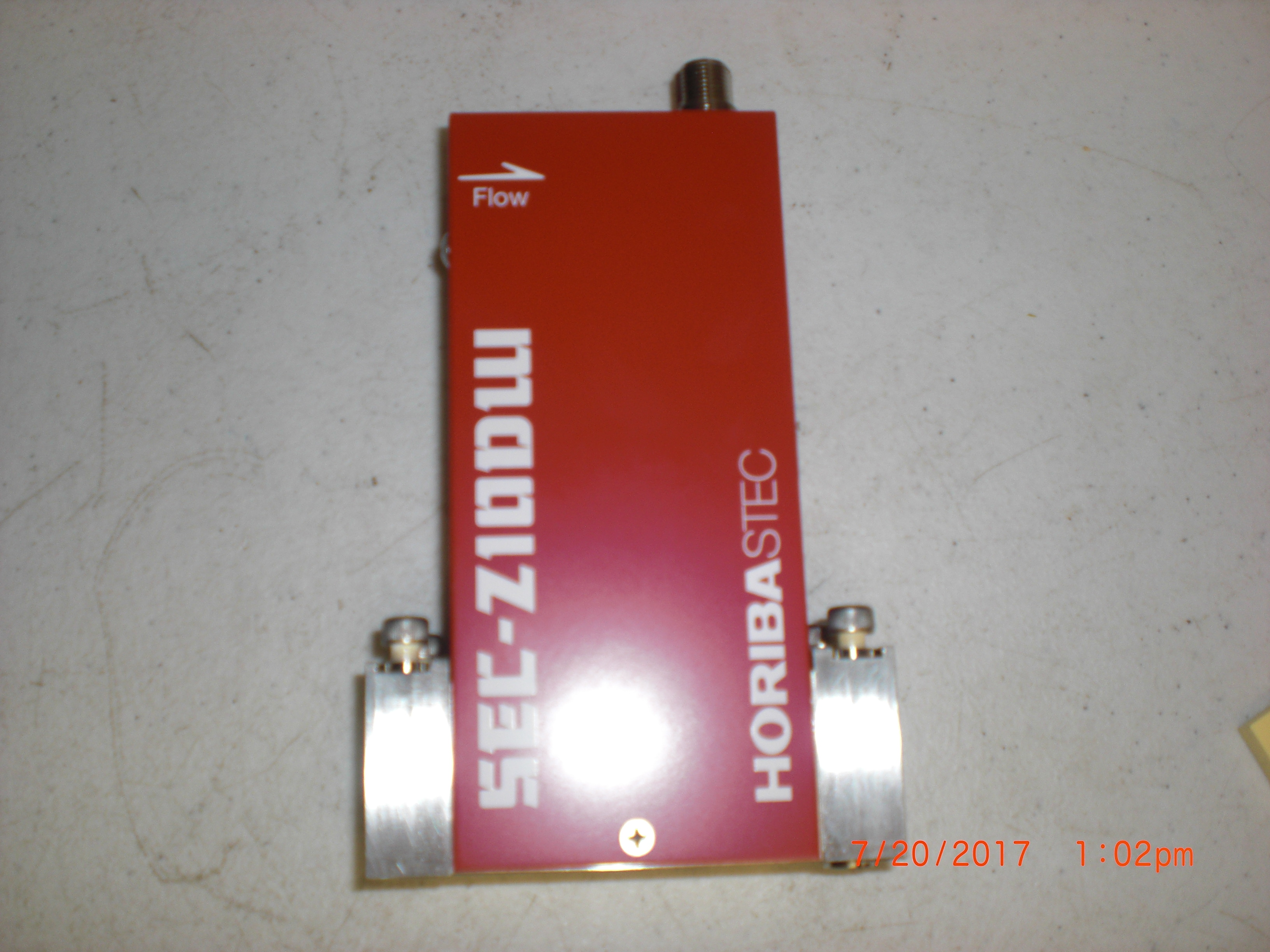 MFC HOREBIA / STEC SEC-Z12DWM-NH3-5SLM Harvested never installed System