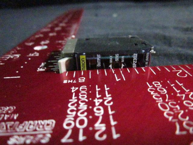 Amplifier OMRON EE-SPZ302 ADVANTEST