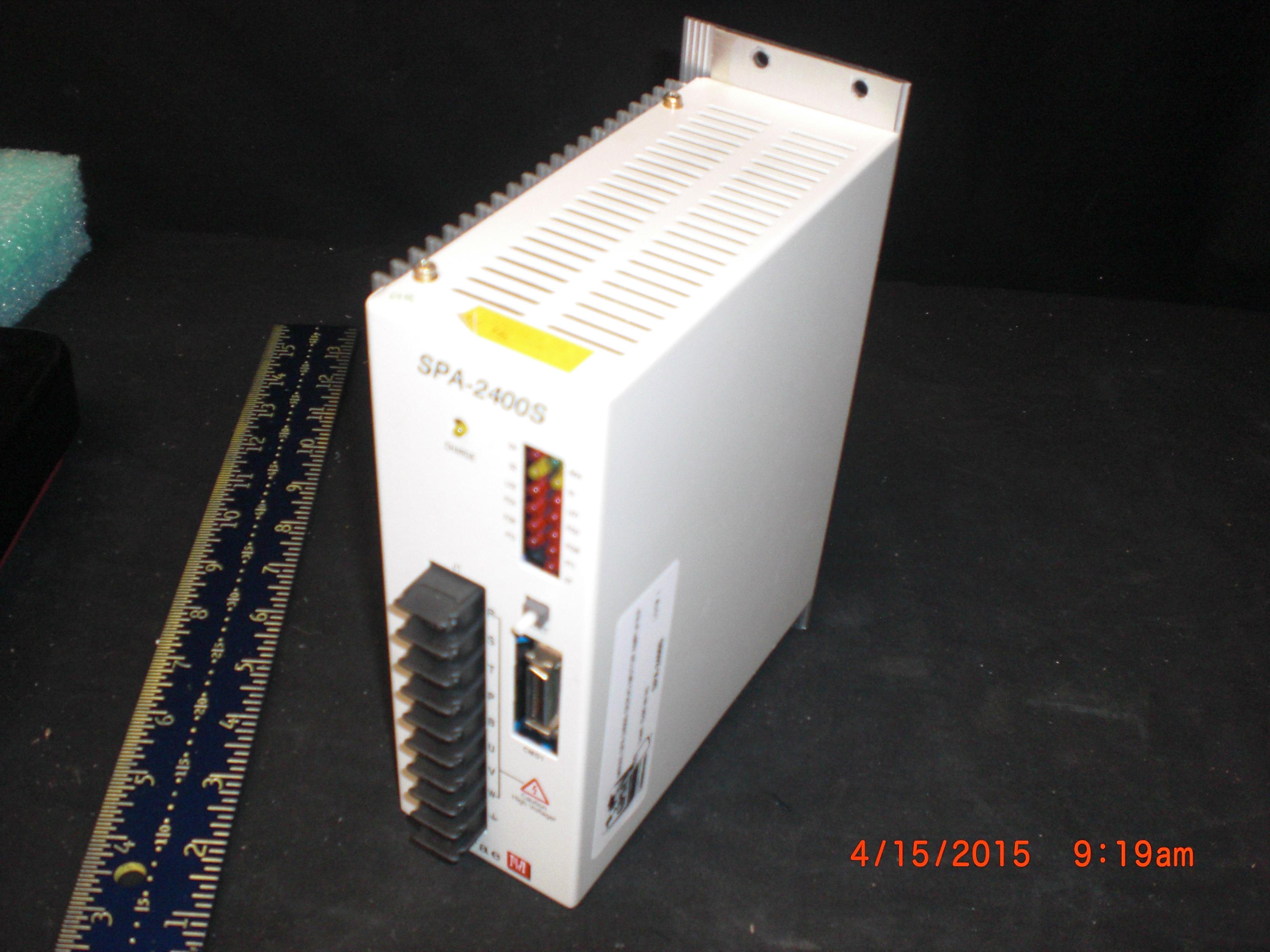 Amplifier Servo  MIRAE SPA-2400S