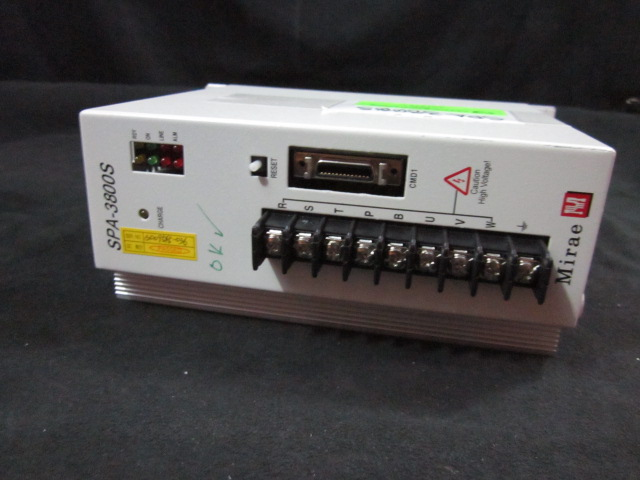 Amplifier Servo  Drive with Braking Resistor Unit Mirae SPA-3800S