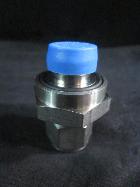 "Fitting Swagelok SS-810-1-8-OR Male O-Seal Connector  1/2"" TUBE OD X 1/2"" MALE NPT"