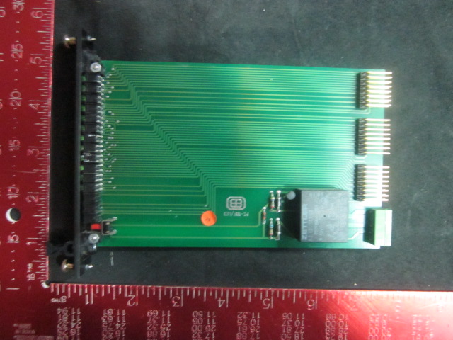PCB BREGENHORN-BUTOW TBF-LED-M BOARD SERVO ADAPTER LED Card Siemens