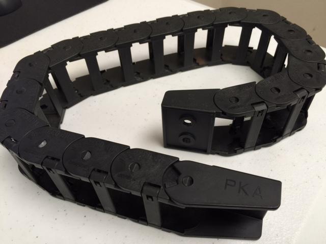 Cable TSUBAKI TKP032038B Cable tray M6761 X-AXIS Loader (NEW)