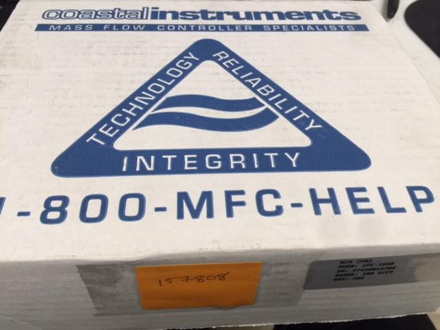MFC UNIT UFC-1660-100SCCM-N2   UNIT MFC 100SCCM N2-HBR