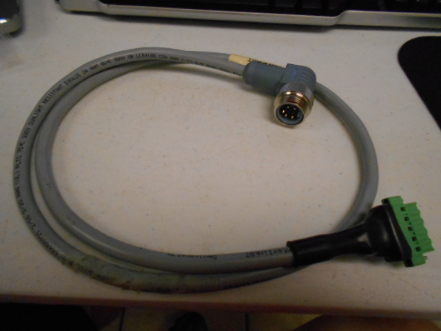 Cable INTERLINK BT WSN CBC5-TR-5711-1M DEVICE NET CABLE