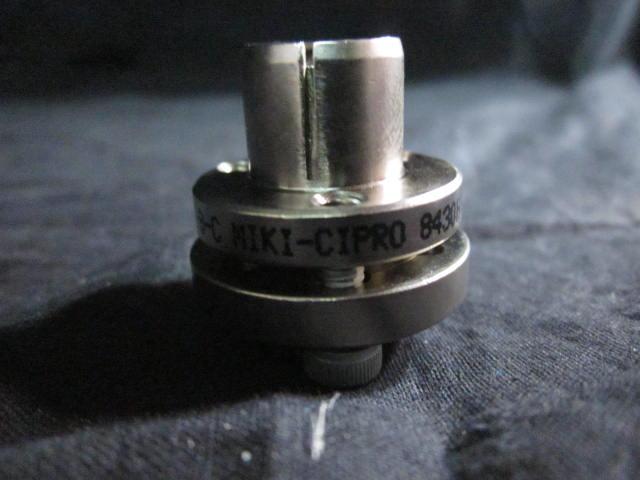 Motor  Shaft Friction Coupler MIKI ETP-K-8-C  ADVANTEST YCR-007398