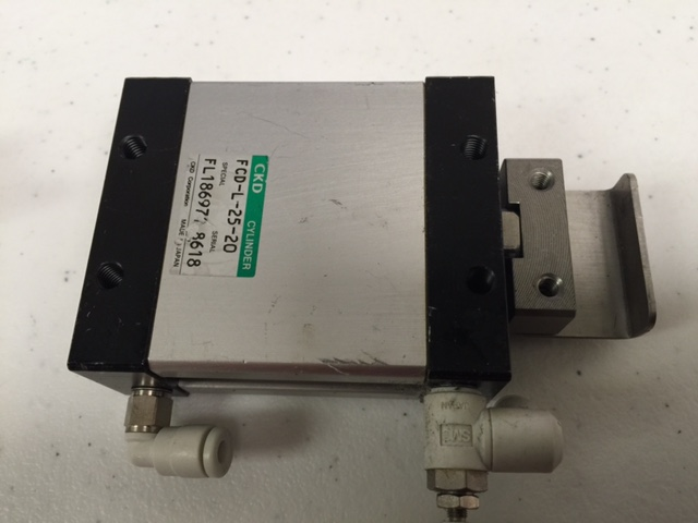 Actuator CDK FL186971-1618 ADVANTEST YCY-007415 FCD-L-25-20
