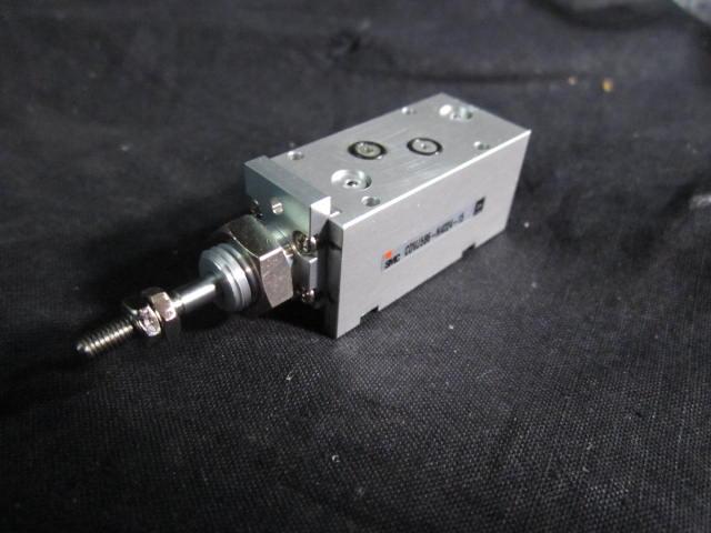 Cylinder PNEUMATIC cylinder SMC CDVJ5B6-N40224-15 ADVANTEST YCY-13688-1
