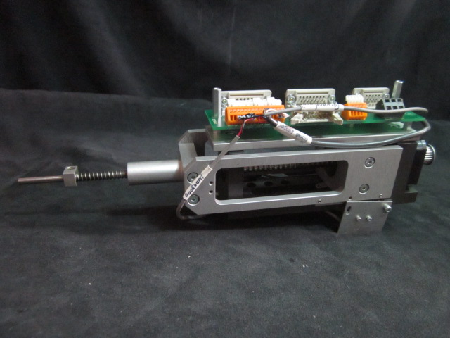 Actuator Schlumberger Systems Z-PUSHER-SERVO-Z-PUSHER DT1 OHNE MOTOR