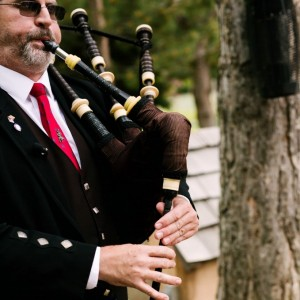 Bagpiper Michael Gibbs - Bagpiper / Wedding Musicians in Salt Lake City, Utah
