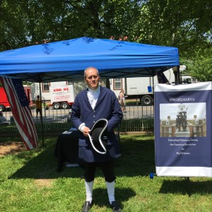 1776 FAITH: John Jay reenactor - Christian Speaker in Salisbury, Maryland