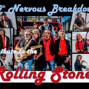 19th Nervous Breakdown (Rolling Stones) - Rolling Stones Tribute Band in Cumberland, Rhode Island