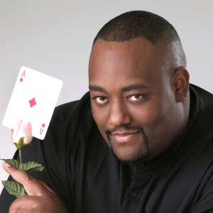 #1 America's Funniest Comedy Magician Dewayne Hill - Corporate Magician / Arts/Entertainment Speaker in Austin, Texas