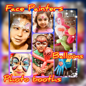 Birthday Parties Los Angeles - Face Painter / Halloween Party Entertainment in Los Angeles, California