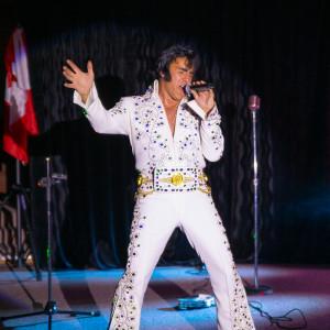 #1 Elvis Tribute Show in the Northwest - Elvis Impersonator in Ellensburg, Washington