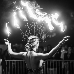 1girlfire - Fire Performer in Tampa, Florida