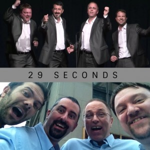 29 Seconds - Barbershop Quartet in Peekskill, New York