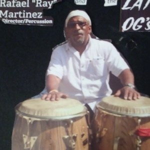 Ray Martinez and the Latin O.G.'s - Salsa Band in Bay Area, California
