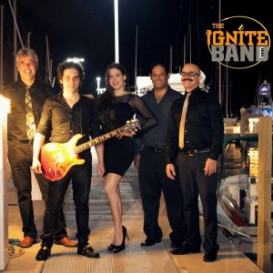The Ignite Band - Wedding Band / Bossa Nova Band in Miami, Florida