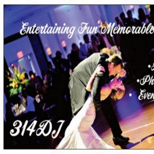 314DJ & Photo Booth - Mobile DJ / Outdoor Party Entertainment in St Louis, Missouri