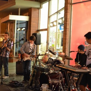 37th Parallel - Rock Band in Los Altos, California