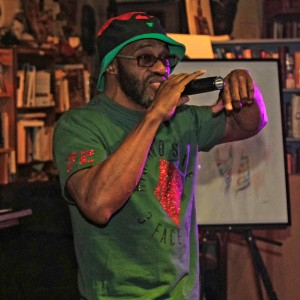 3 Face Poet - Spoken Word Artist in Detroit, Michigan