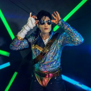Michael Jackson 3 Legends - Interactive Performer / Halloween Party Entertainment in Miami, Florida