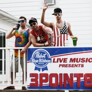 3point8 - Rap Group in Elmira, New York