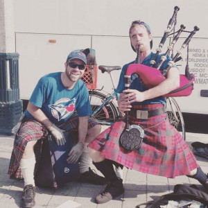 416 Pipes - Celtic Music in Toronto, Ontario
