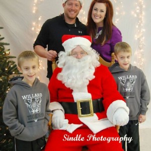 417 Santa - Santa Claus / Holiday Party Entertainment in Springfield, Missouri