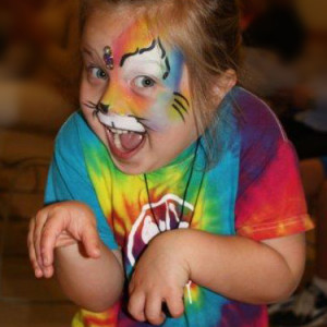 44 Oak Street - Face Painting - Face Painter in Trabuco Canyon, California
