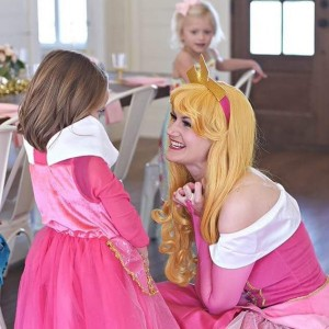 4everyoung Parties - Princess Party / Children's Party Entertainment in Fort Smith, Arkansas