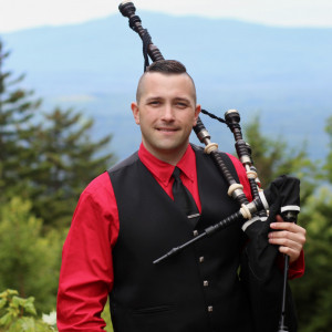 603Piper - Bagpiper in Peterborough, New Hampshire