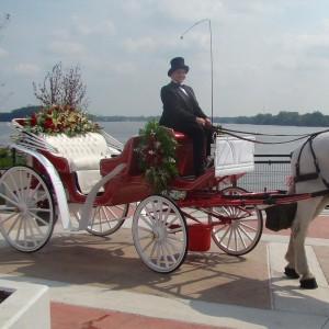 76 Carriage Company - Horse Drawn Carriage / Prom Entertainment in Philadelphia, Pennsylvania